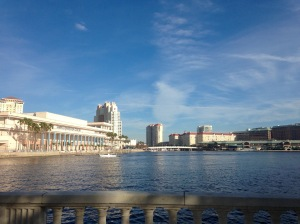 Downtown Tampa/Harbour Island