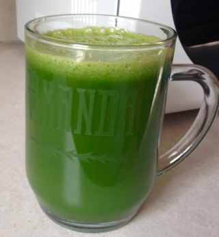 Citrus Apple Juice 4