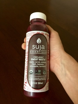 Suja's Sweet Beets
