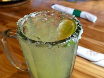 One watered-down margarita coming up...