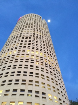 Sykes building downtown Tampa.