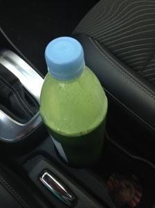 Juice! It's what's for breakfast!