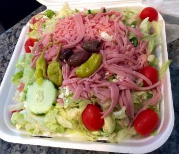 Greek salad from ABC