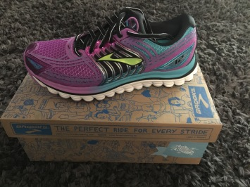 New shoes! Brooks Glycerin 12