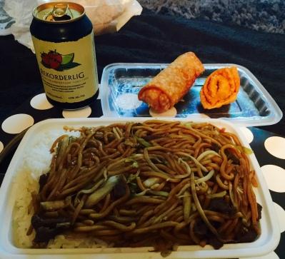Chine food picnic!