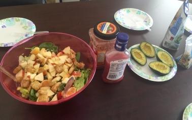Salad Pool!