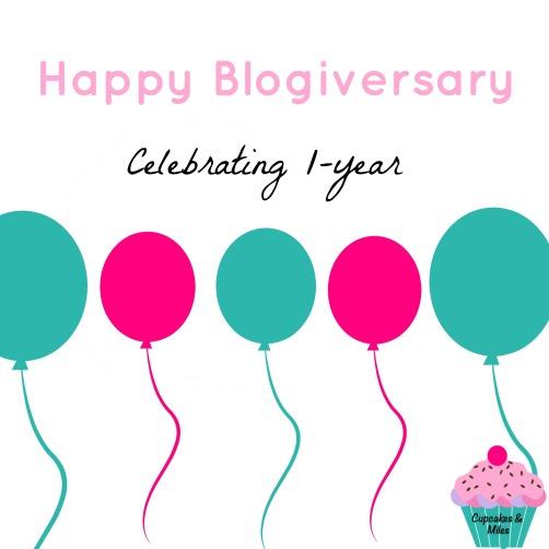 Happy Blogiversary